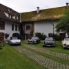 Wunderschön: der Klosterhof von Hans Kleisl war Start und Ziel der Espresso 2015