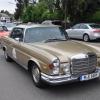 Ein Mercedes kommt immer gut an. Foto: Lars Theunissen