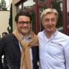 Matthias Weber, Weber Schuhe (links) und Freddy Kremer von Kremer Racing