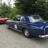 Understatement: ein Bristol ist selten, elegant und hochwertig ausgestattet, wie ein Rolls Royce.