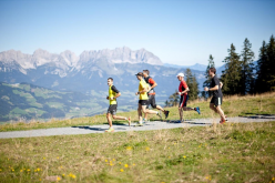 Trail Running Camp in Jochberg