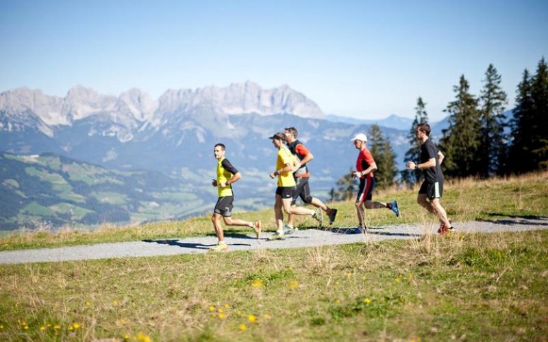 Trail Running Camp in Jochberg