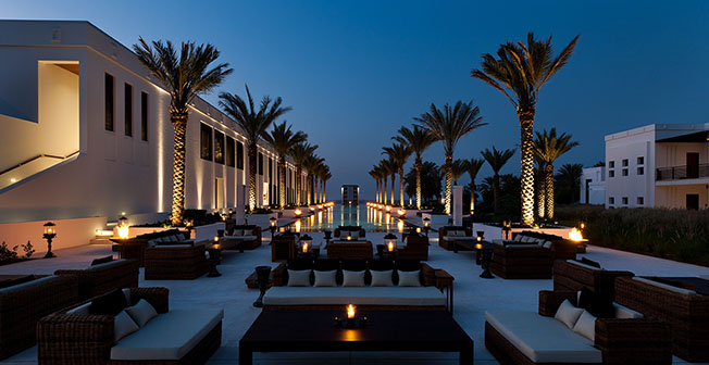 Chedi Muscat_The Long Pool new
