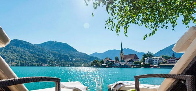 Perfektes Spa-Wochenende: vor den Toren Grünwalds am schönen Tegernsee