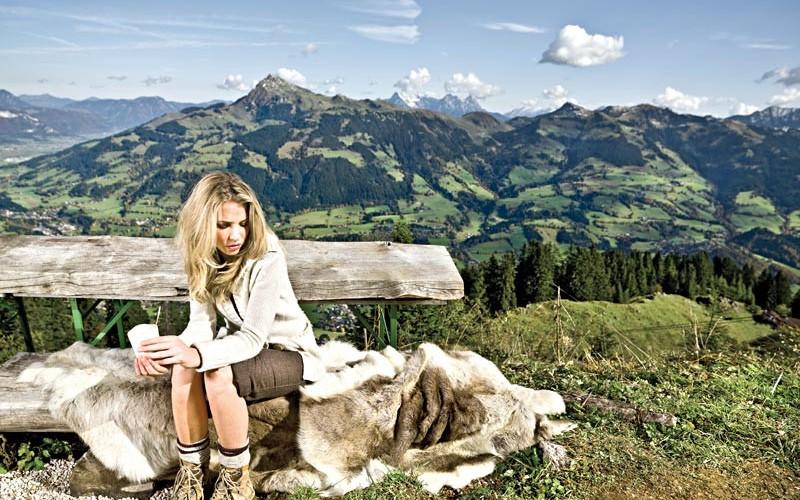 Wanderfestival Kitzbühel von 03. bis 05. Oktober