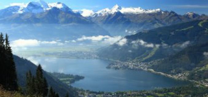 Herbstliche Panorama-Fahrten in den Alpen