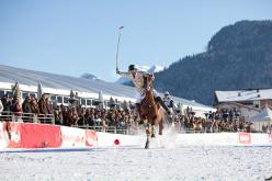 Snow Polo World Cup in Kitzbühel
