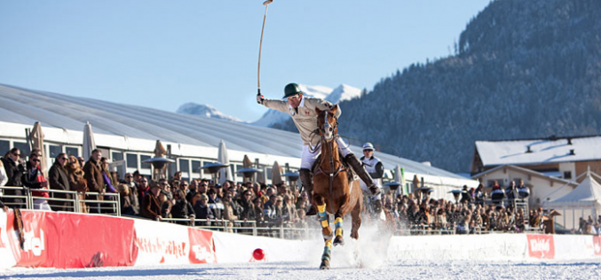 Snow Polo World Cup in Kitzbühel
