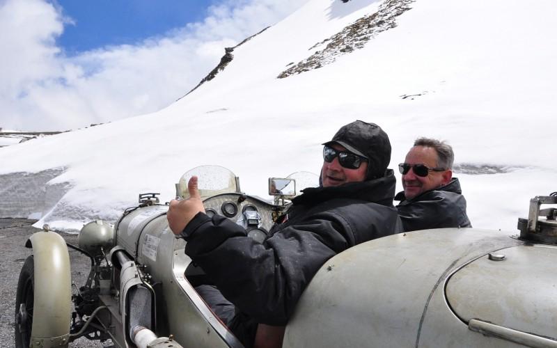 Die Alpenrallye 2015: Neuerungen machen die Veranstaltung noch attraktiver!