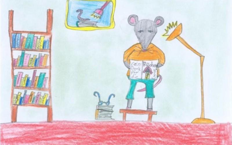 Rotary startet Projekt an der Martin-Kneidl-Grundschule Grünwald