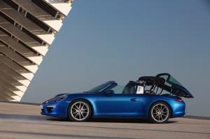Porsche 911 Targa Dach Standbild