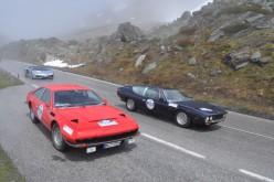 29. Kitzbüheler Alpenrallye: 180 Klassiker auf den schönsten Alpenstraßen