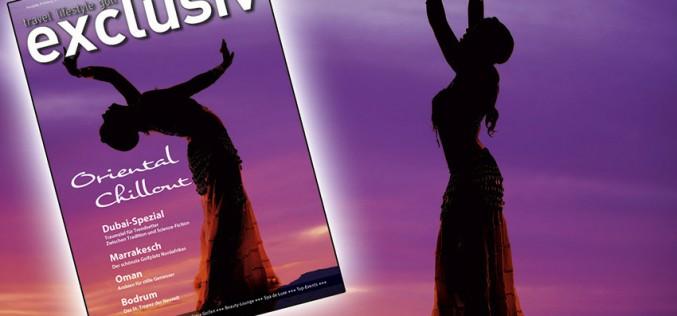 soeben erschienen: Frühlingsausgabe von magazin exklusiv