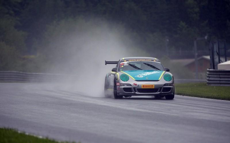 Porsche Test & Training auf dem Salzburgring