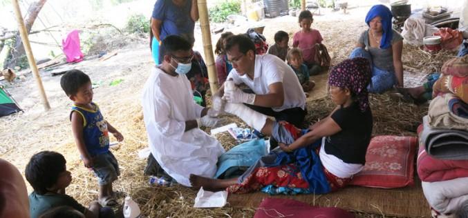 RESPEKT! Rotary Club Grünwald engagiert sich mit 13.000 Euro für Erdbeben-Opfer in Nepal