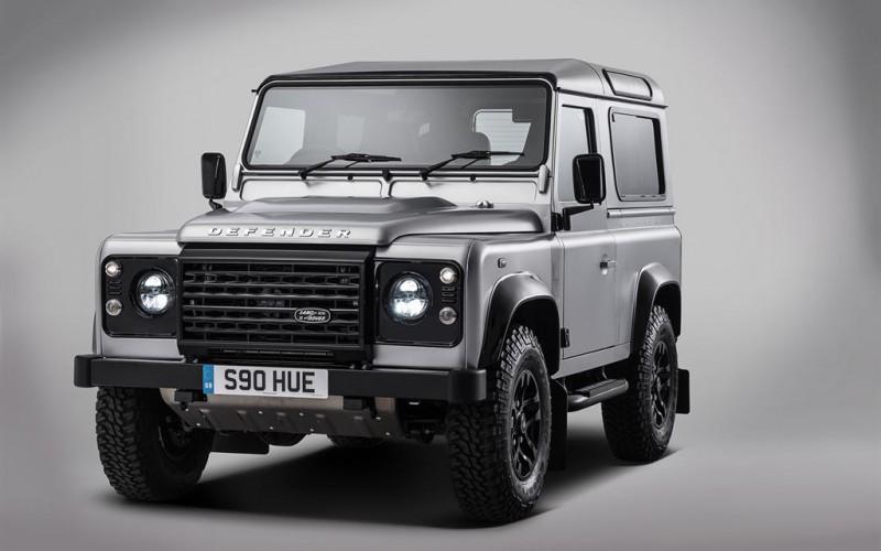 Land Rover feiert zwei Millionen Defender mit einem Unikat