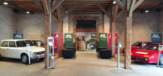 Rückblick: AIL Leasing auf den Oldtimertagen Fürstenfeld
