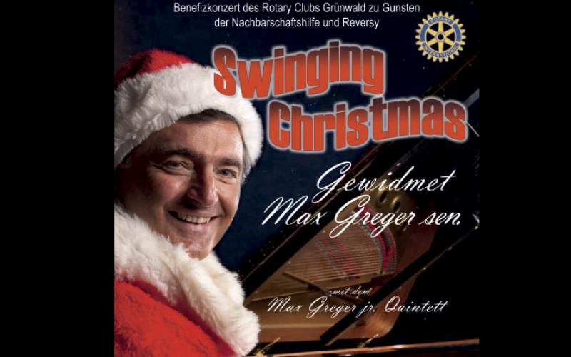 Swinging Christmas – Max Greger jr. und das Max Greger jr. Quintett