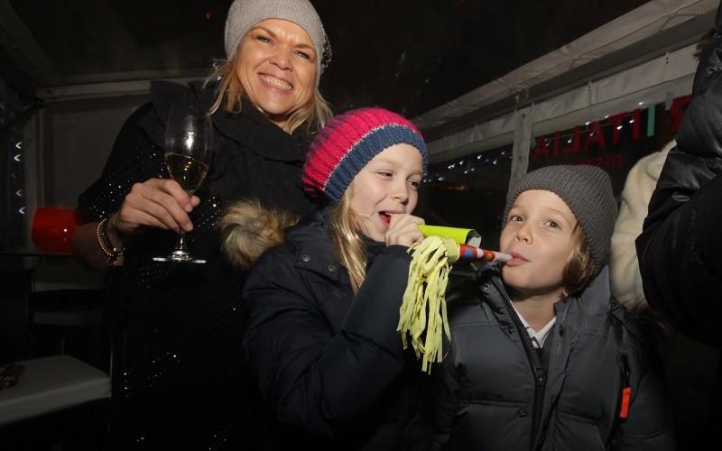 Bildergalerie: Silvesterparty 2016 in der Bar Italia