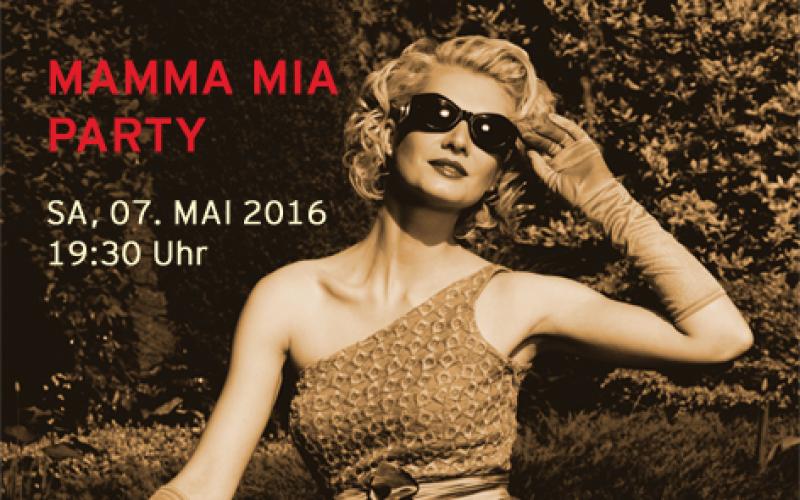"""Save the Date: Bar Italia """"Mama-Mia-Party"""""""