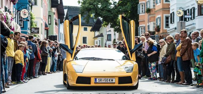 7. Int. Sportwagenfestival in Kitzbühel