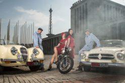 AIL bei der Motorworld Classics Berlin