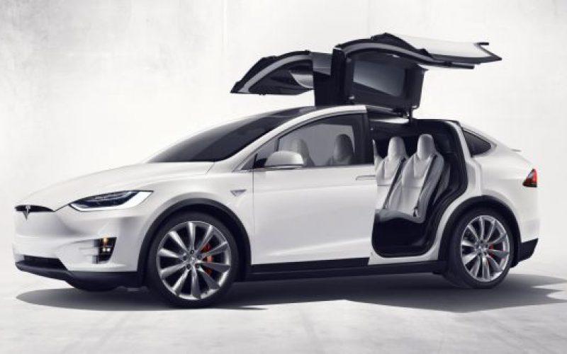 Tesla Model X – jetzt bei AIL erhältlich