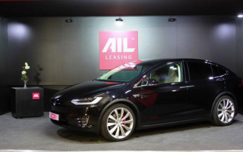 AIL Auto des Monats: Tesla Model X P90 D