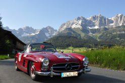 Jubiläum: 30. Kitzbüheler Alpenrallye 7. bis 10. Juni 2017