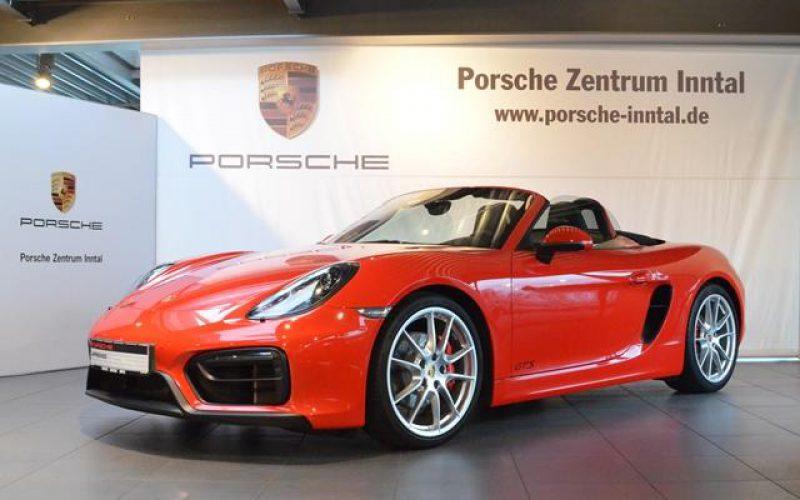 Gebrauchtwagen des Monats des Porsche Zentrum Inntal
