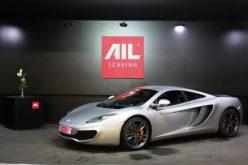 AIL Auto des Monats März: McLaren MP4-12C