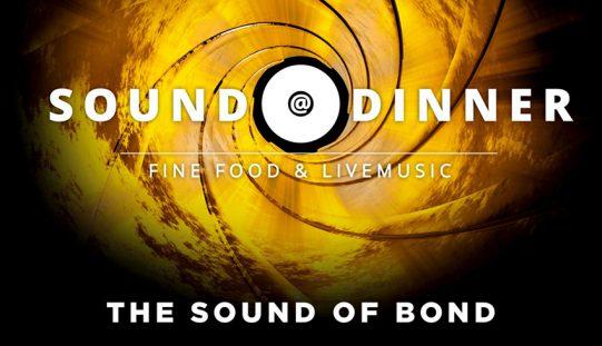 EVENTANKÜNDIGUNG – La Bohème THE SOUND OF BOND