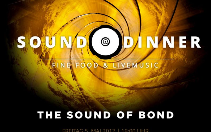EVENTANKÜNDIGUNG – La Bohème THE SOUND OF BOND