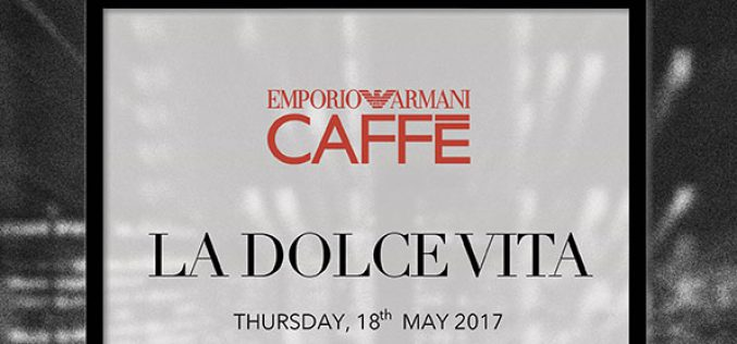EVENT: La DOLCE VITA – The new italian nightlife experience