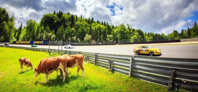 Sportlicher Vatertag am Salzburgring: Bildergalerie
