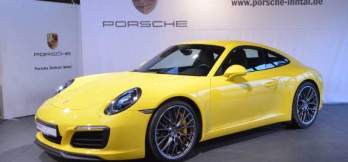 Porsche Zentrum Inntal: Gebrauchtwagen-Tipp für Januar