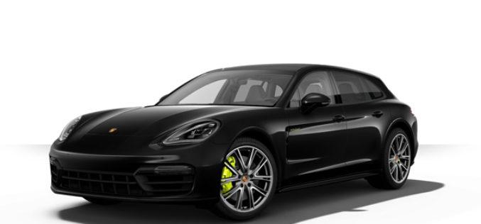 Porsche Zentrum Inntal: Porsche Panamera 4 E-Hybrid Sport Turismo Leasing