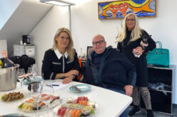"""Alberto Mattle: """"Gelungenes Jahres-Meeting  im Firmensitz Grünwald"""""""