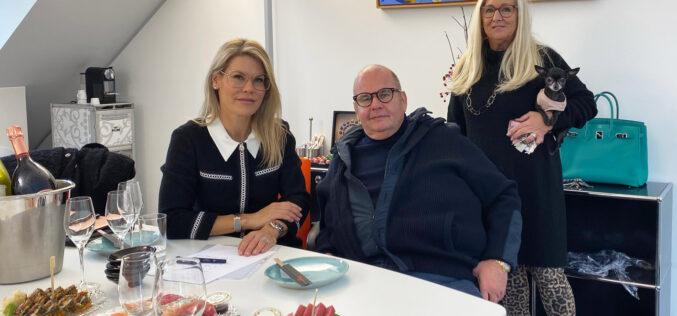 """Alberto Mattle Kolumne – """"Gelungenes Jahres-Meeting  im Firmensitz Grünwald"""""""